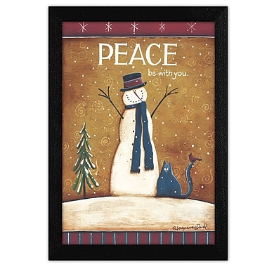 TrendyDecor4U Peace be with You -16