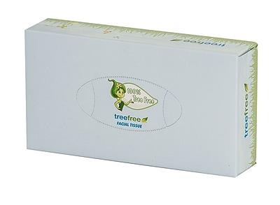 Green2® Tree Free Facial Tissue Flat, 100 sheets, 30 count