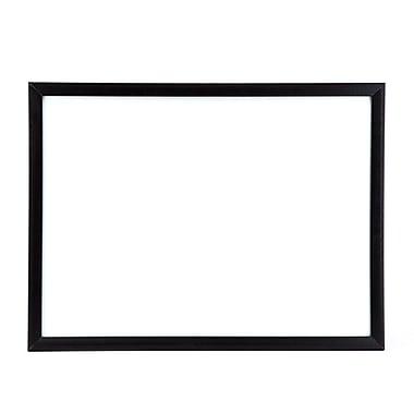 U Brands Magnetic Dry Erase Board, 23 x 17 Inches, Black Frame (307U00-01)