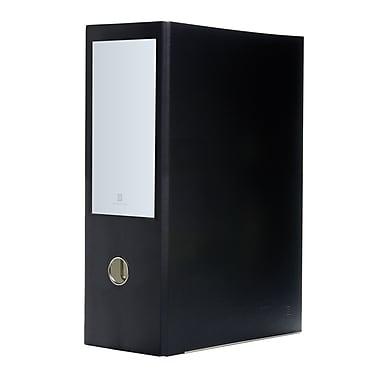 Bindertek 3-Ring 4-Inch Premium Legal Binders, For 8.5
