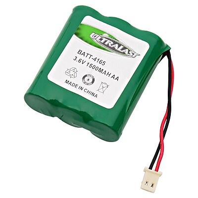 Ultralast® 3.6 V Ni-MH Cordless Phone Battery For Panasonic KX-TD7894 (BATT-4165)