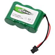 Ultralast® 3.6 V Ni-MH Cordless Phone Battery For Panasonic KX T3640 (3-1/2AA-BNMH)