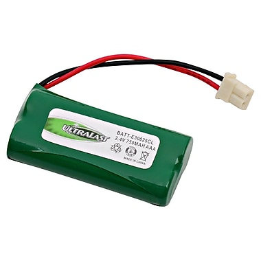 Ultralast® 2.4 V Ni-MH Cordless Phone Battery For American Telecom E30021CL (BATT-E30025CL)