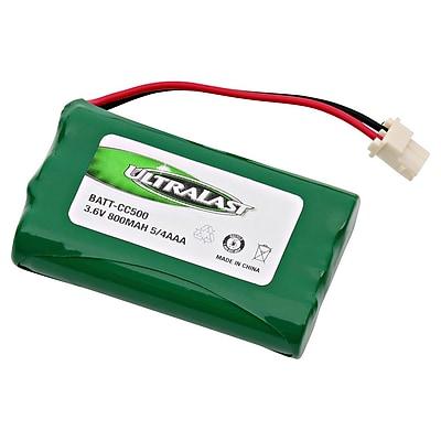 Ultralast® 3.6 V Ni-MH Cordless Phone Battery For Sharp UX-CC500 (BATT-CC500)