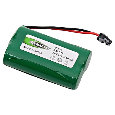Ultralast® 2.4 V Ni-MH Cordless Phone Battery For Panasonic KX-TGA400 (BATT-17)