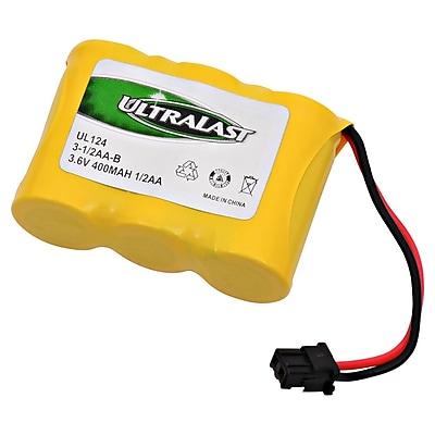 Ultralast® 3.6 V Ni-CD Cordless Phone Battery For Panasonic KX T3640 (3-1/2AA-B)