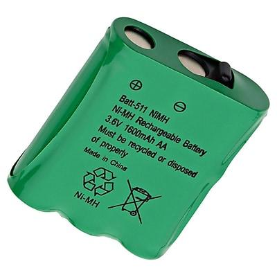 Ultralast® 3.6 V Ni-MH Cordless Phone Battery For Panasonic KX-TGA271 (BATT-511NMH)
