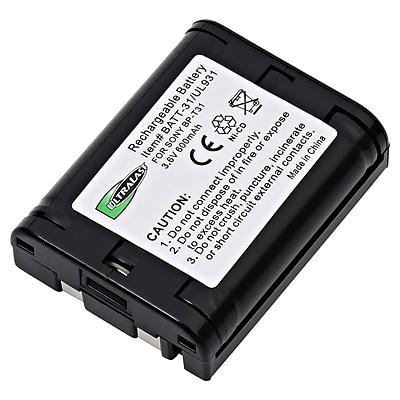 Ultralast® 3.6 V Ni-CD Cordless Phone Battery For Sony SPP-A2470 (BATT-31)