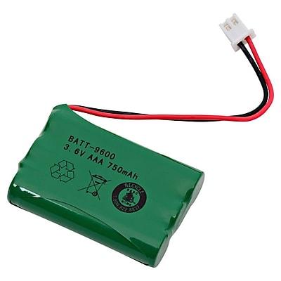 Ultralast® 3.6 V Ni-MH Cordless Phone Battery For Telematrix 9602 (BATT-9600)