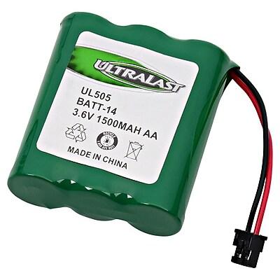 Ultralast® 3.6 V Ni-MH Cordless Phone Battery For Panasonic KX-TG210B (BATT-14)