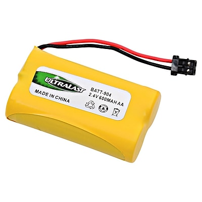 Ultralast® 2.4 V Ni-CD Cordless Phone Battery For Panasonic KX-TG2000B (BATT-904)