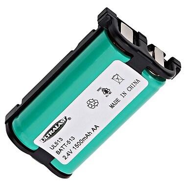 Ultralast® 2.4 V Ni-MH Cordless Phone Battery For Panasonic KX-TGA228S (BATT-513)