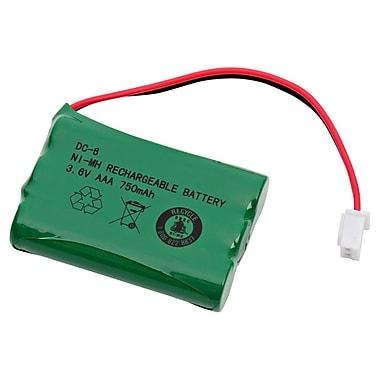 Dantona® 3.6 V Ni-MH Dog Collar Battery For Tri-Tronics 1038100 (DC-6)