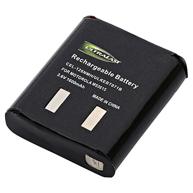 Ultralast® 3.6 V Ni-MH FRS/GMRS Battery For Motorola Talkabout 5950 (CEL-128NMH)