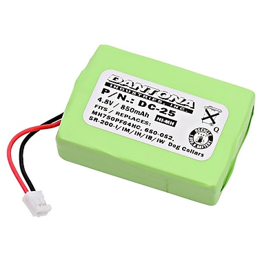 Dantona® 4.8 V Ni-MH Dog Collar Battery For SportDOG HoundHunter 3200 SR (DC-25)