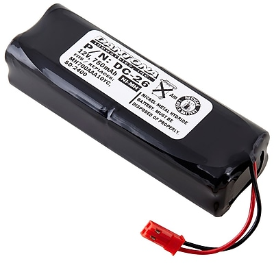 Dantona® 12 V Ni-MH Dog Collar Battery For SportDOG ProHunter SD-2400 (DC-26)