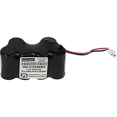 Dantona® 7.2 V Ni-MH Vacuum Battery For Euro-Pro Shark V1950 (VAC-V1950NMH)