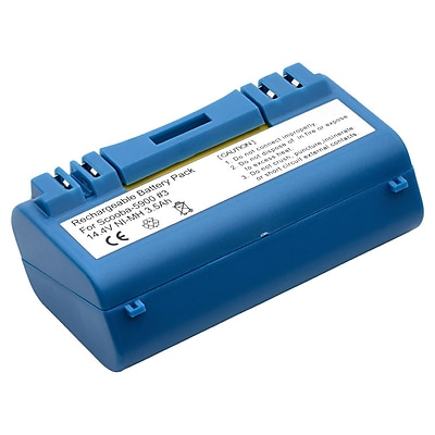 Dantona® 14.4 V Ni-MH Vacuum Battery For iRobot - Scooba 300 Series (VAC-5900NMH-35)