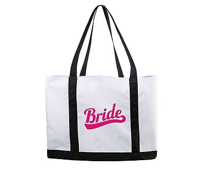 Lillian Rose Bride Beach Bag (TR672 BR)