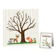Lillian Rose Woodland Baby Shower Guest Signing Canvas (24BS230 GA)