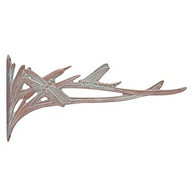 Whitehall Products Dragonfly Nature Hook - Copper Verdigris (30142)
