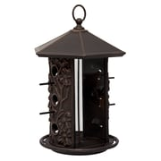 Whitehall Products Dogwood Birdfeeder - Oil Rubbed Bronze (30014)