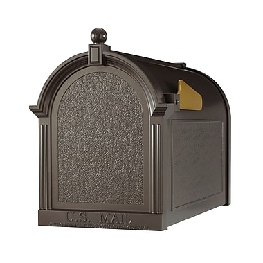 Whitehall Products Capitol Mailbox - Bronze (16000)