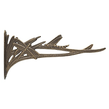 Whitehall Products Dragonfly Nature Hook - French Bronze (30262)