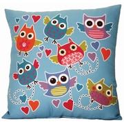 Spoontiques Owls Pillow (19623)