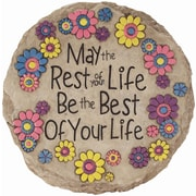 Spoontiques Best of Your Life Stepping Stone (13298)