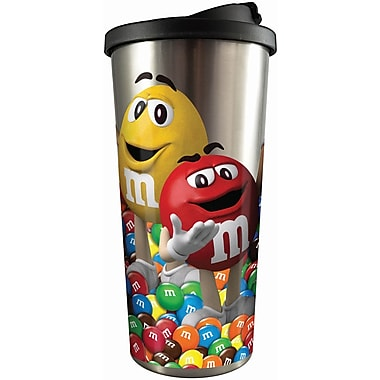 Spoontiques M&M's™ Characters Stainless Travel Mug (20825)