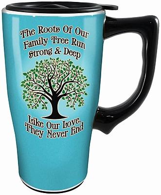 Spoontiques Family Tree Ceramic Travel Mug (12776)