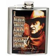 Spoontiques John Wayne™ Hip Flask (15780)