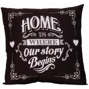Spoontiques Where Our Story Begins Pillow (19618)
