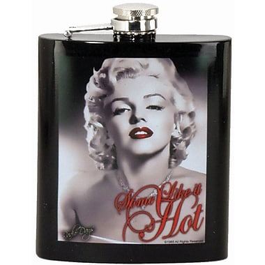 Spoontiques Marilyn Monroe™ Hot Hip Flask (15761)
