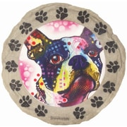 Spoontiques Dean Russo™ Boston Terrier Stepping Stone (13288)