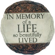 Spoontiques Life So Beautifully Lived Stepping Stone (13394)