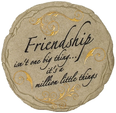 Spoontiques Friendship Stepping Stone (12947)
