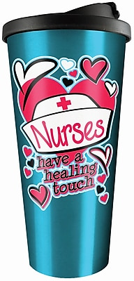 Spoontiques Nurses Stainless Travel Mug (20813)