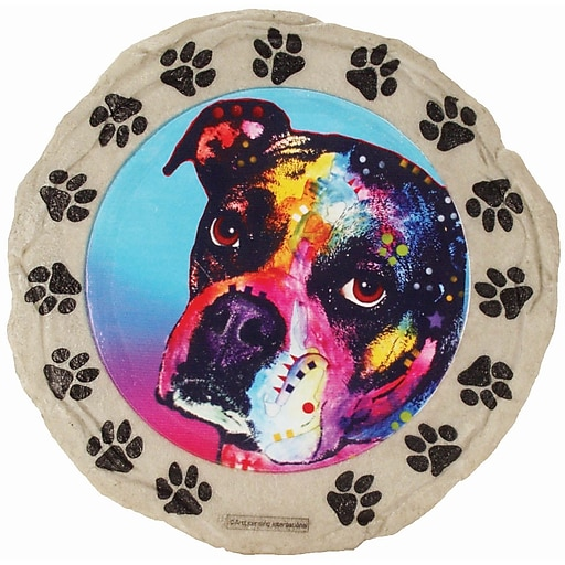 Spoontiques Dean Russo™ Boxer Stepping Stone (13290)