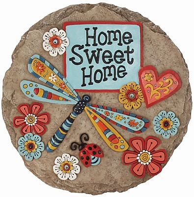 Spoontiques Home Sweet Home Stepping Stone (13280)