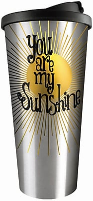 Spoontiques You Are My Sunshine Stainless Travel Mug (20803)