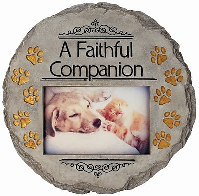 Spoontiques Faithful Companion Stepping Stone (13275)