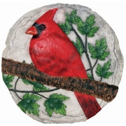 Spoontiques Cardinal Stepping Stone (12914)