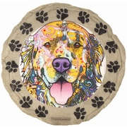 Spoontiques Dean Russo™ Golden Retriever Stepping Stone (13292)