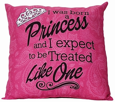 Spoontiques Princess Pillow (19617)