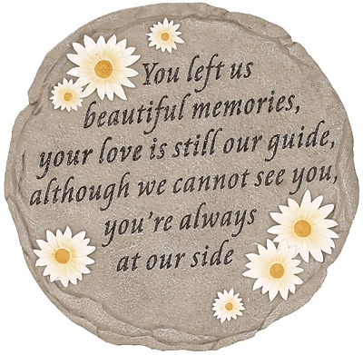 Spoontiques Beautiful Memories Stepping Stone (13003)