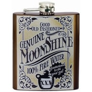 Spoontiques Moonshine Hip Flask (15773)