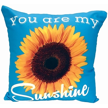 Spoontiques You Are My Sunshine Pillow (19633)