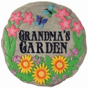 Spoontiques Grandma's Garden Stepping Stone (13278)